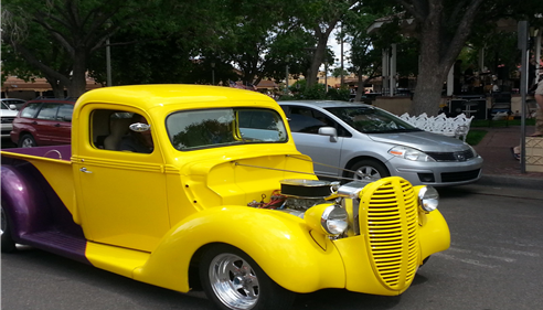 Contact us today to ask about how we can help you insure cars like this!
