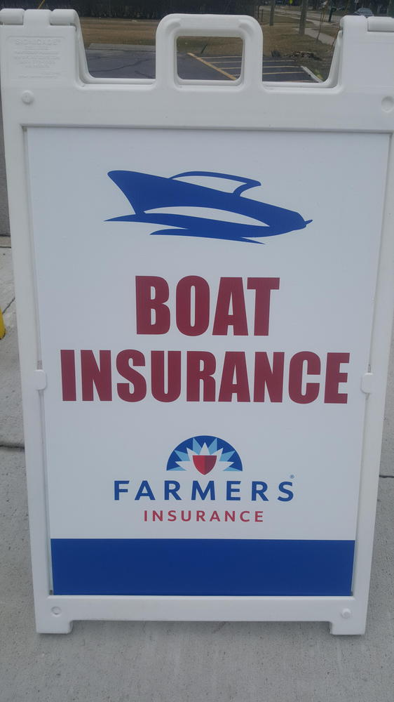 "We are in ""Boat Town USA"". Fantastic boat coverage and rates."