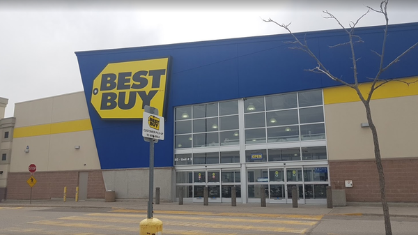 Best Buy Park Place