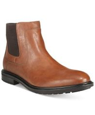 Image of Alfani Men's Hugh Chelsea Boots, Created for Macy's