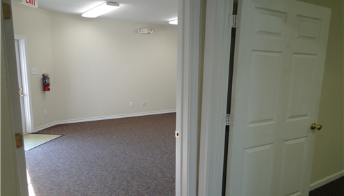 Remodeling of the office for the Fulton Abadie Farmers® Insurance Agency