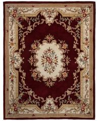 Image of CLOSEOUT! KM Home Majesty Aubusson 3' x 5' Area Rug, Created for Macy's