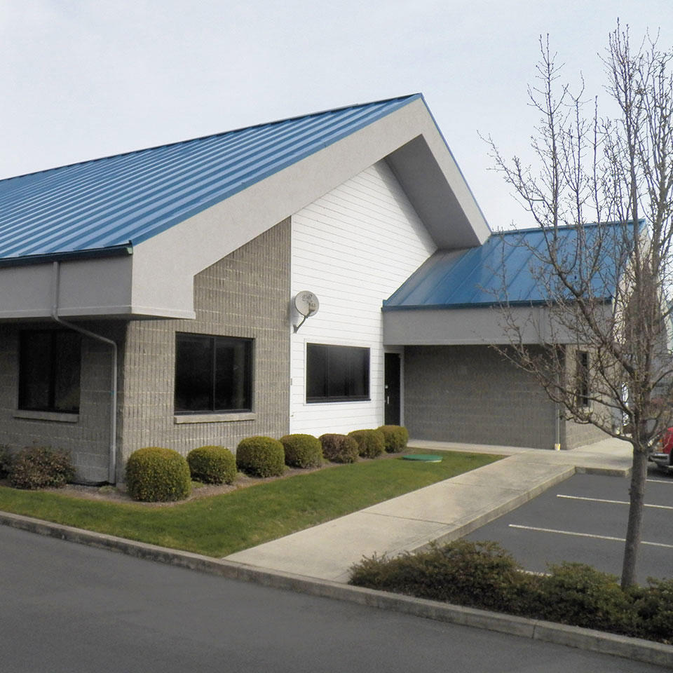 Banner Bank branch in south Grants Pass, Oregon