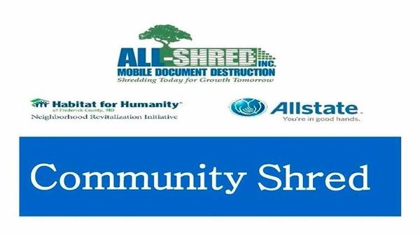 Michelle Wright Turner - Community Shred Supporter