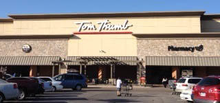 Tom Thumb Storefront Picture at 925 Northwest Highway in Garland TX