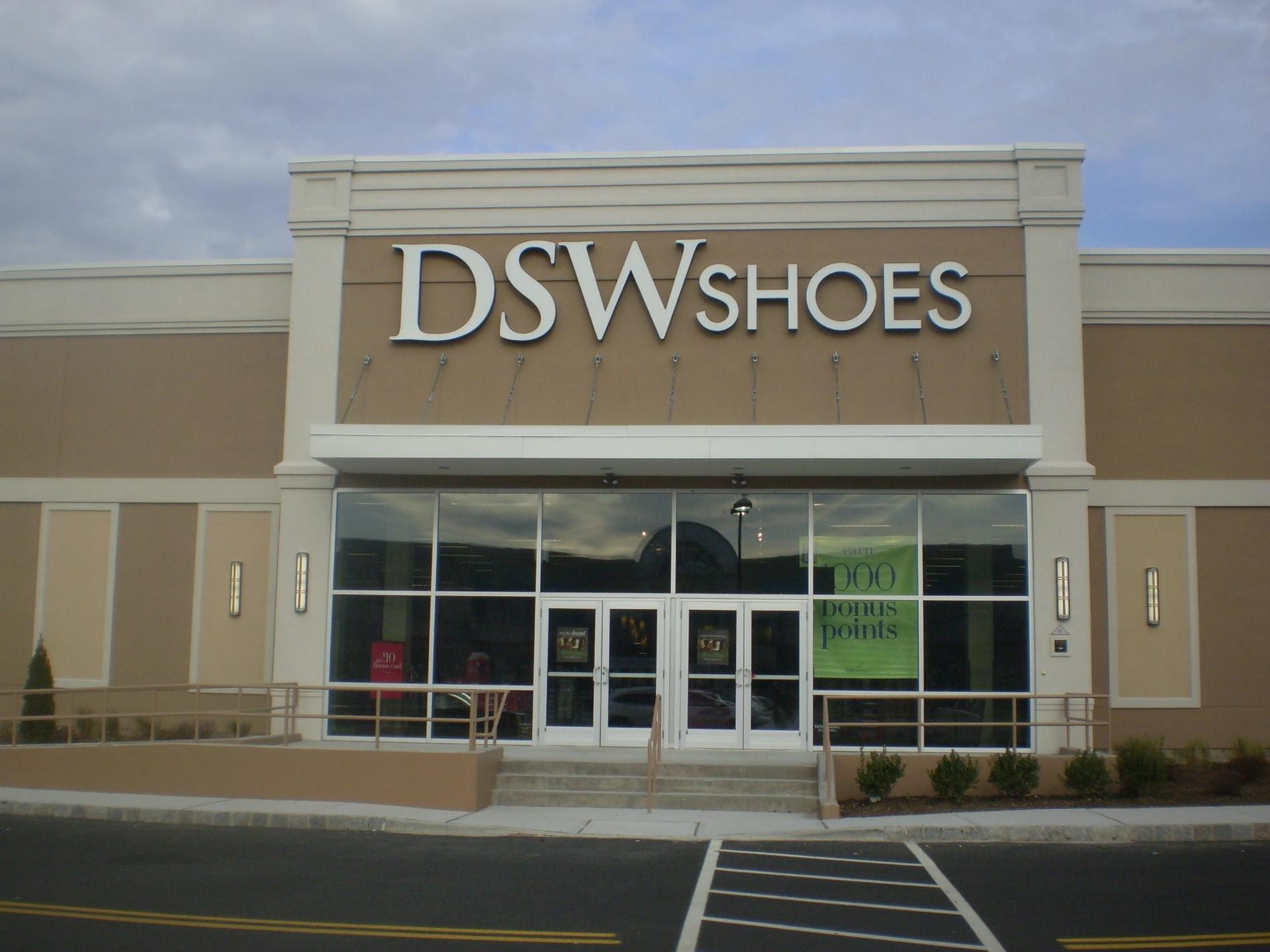 DSW | Wayne Town Center | Wayne NJ | DSW