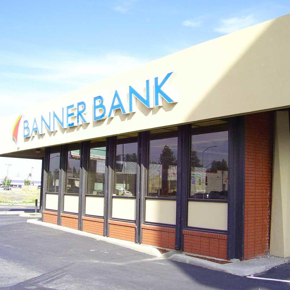 Banner Bank Division Street branch in Spokane, Washington