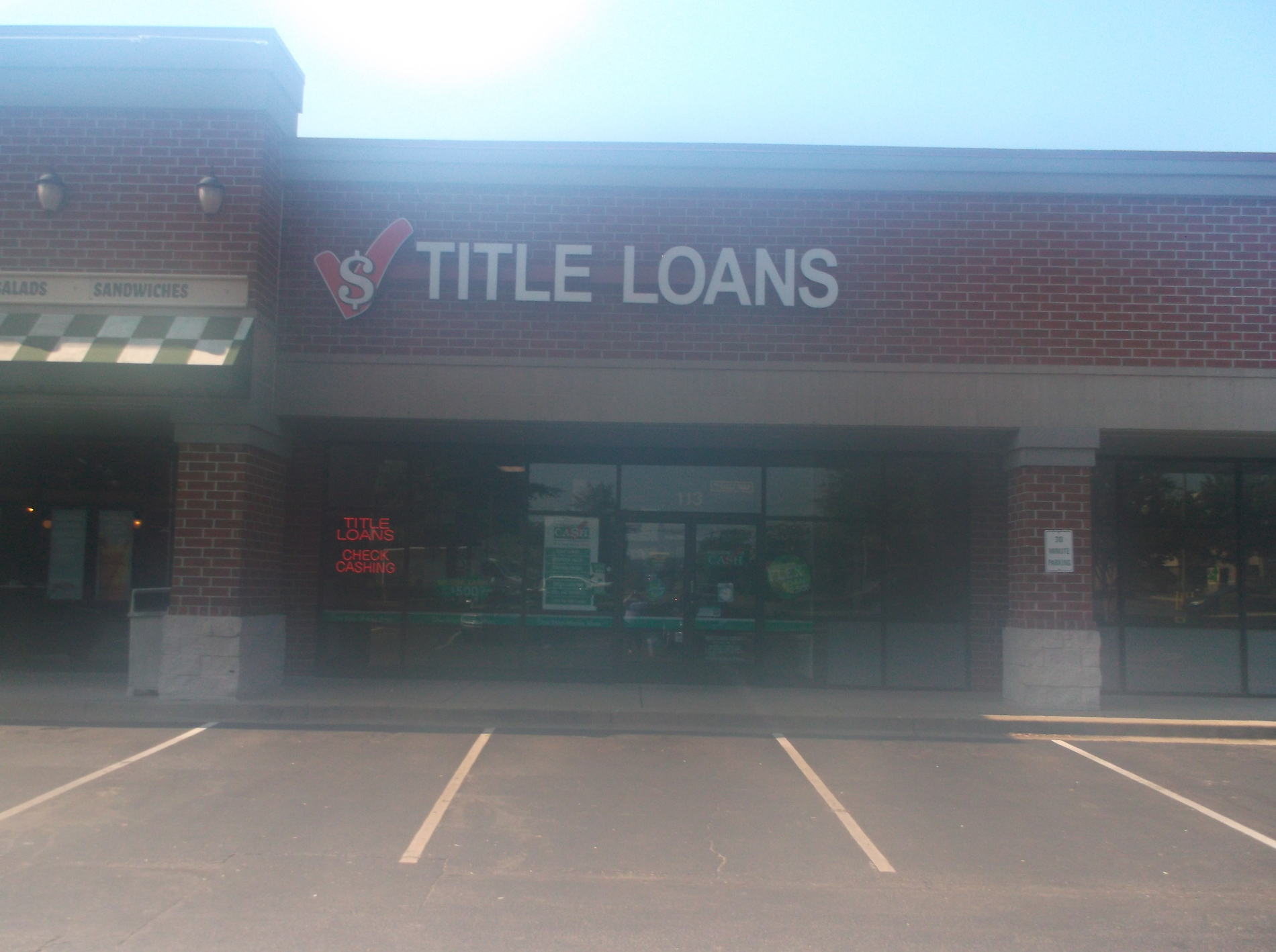Title Loan Requirements