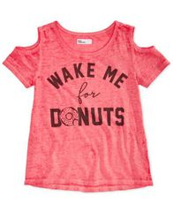Image of Epic Threads Big Girls Graphic-Print T-Shirt, Created for Macy's