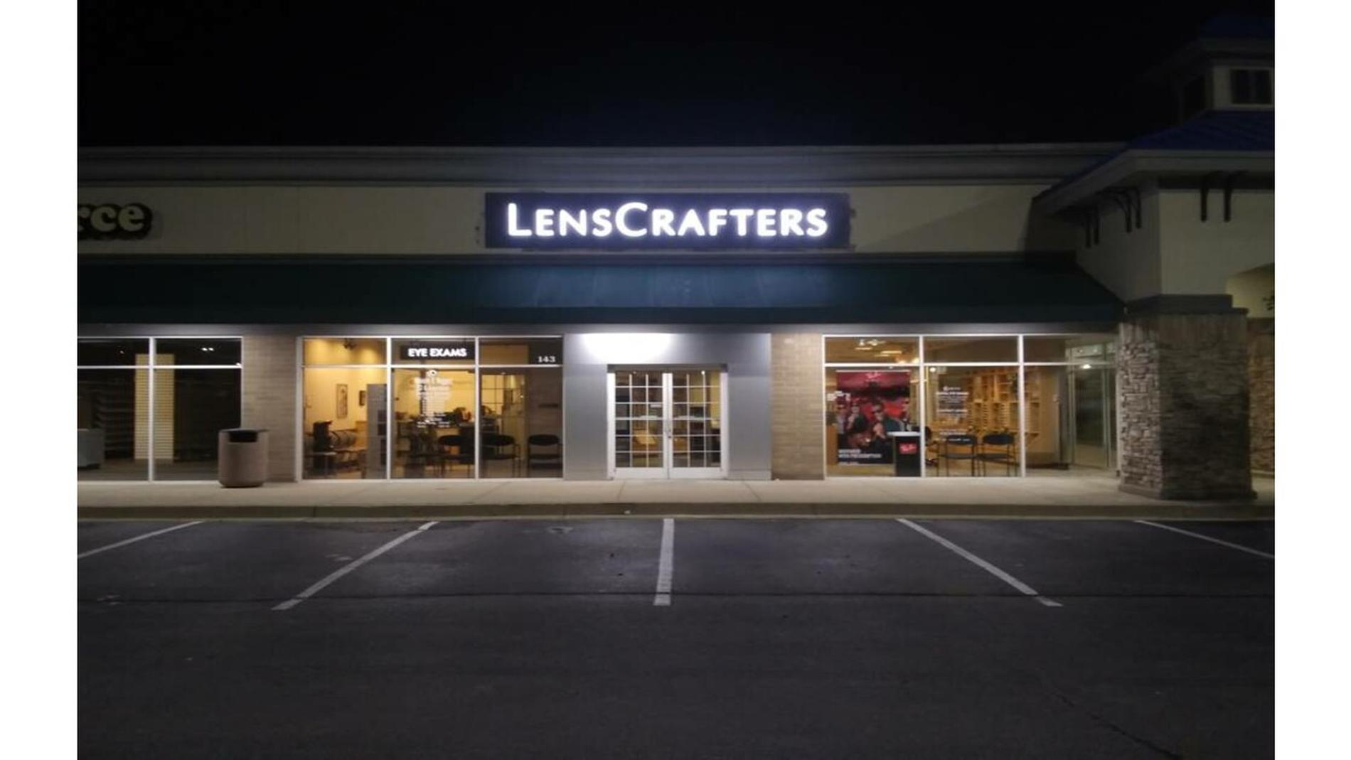 Lenscrafters In Lexington Ky 2160 Sir Barton Way Eyewear Eye Exams