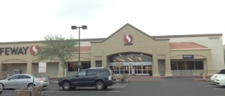 Safeway Store Front Picture at 12320 N 83rd Ave in Peoria AZ
