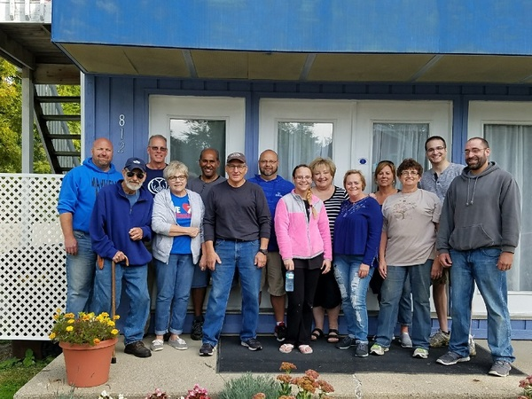 Jonathan Morales - TLC House Indiana Receives Allstate Foundation Helping Hands Grant
