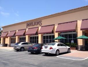 Pavilions store front picture at 1000 Bayside Dr in Newport Beach CA