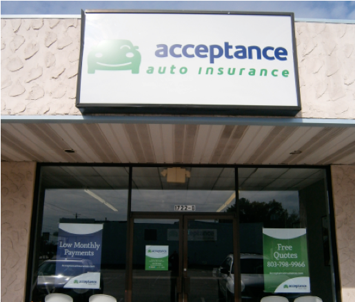 Acceptance Insurance - Broad River Rd