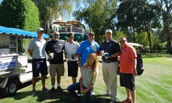 Supporting the ServPro Charity Golf Classic
