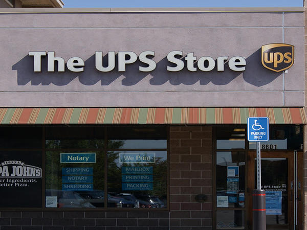 The UPS Store Green Valley Ranch Town Center: Shipping