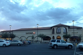 Safeway store front picture of 550 E Bell Rd in Phoenix AZ