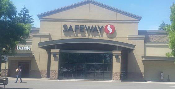 Safeway store front picture of 3527 SE 122nd Ave in Portland OR