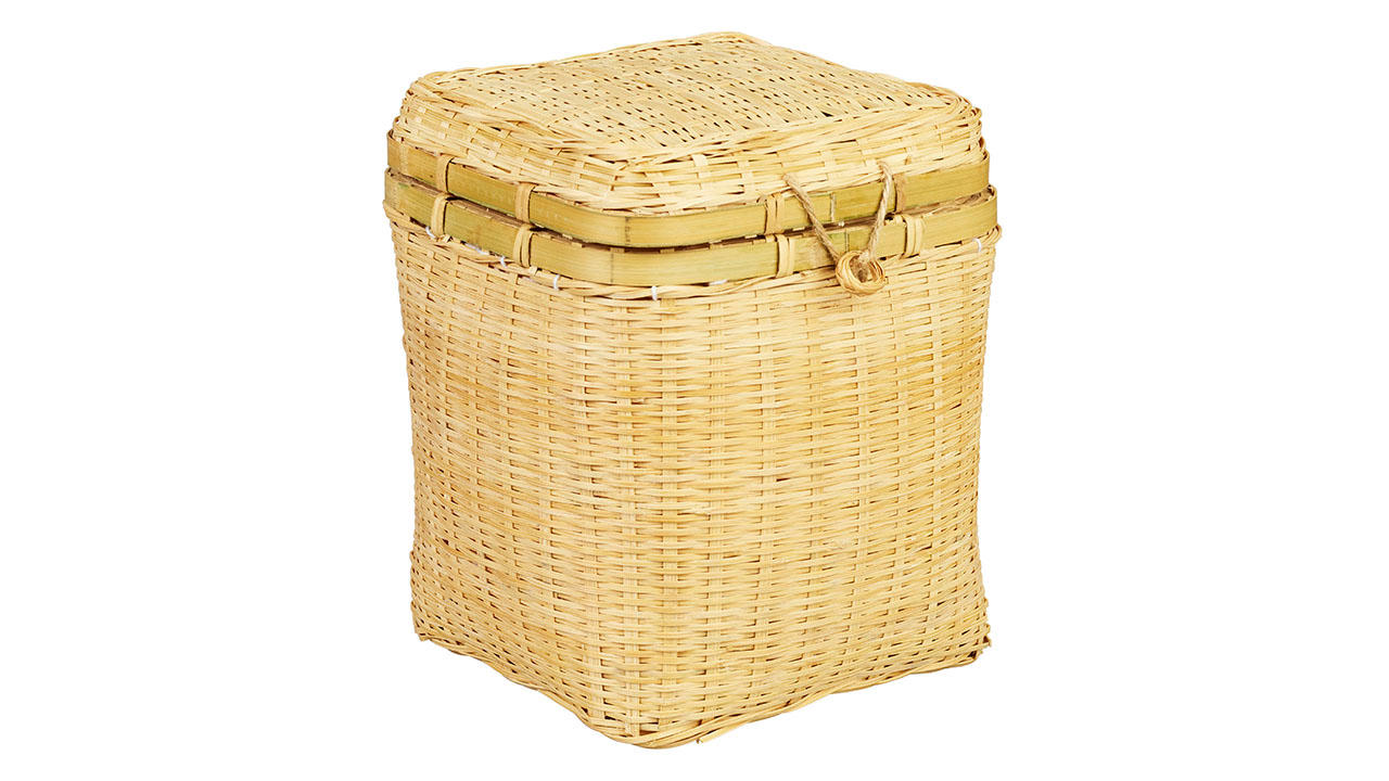 Bamboo Ashes Container from our Natural Ashes Containers collection