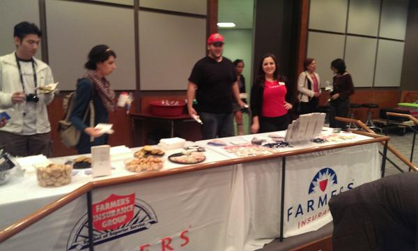 Farmers at the University of Houston