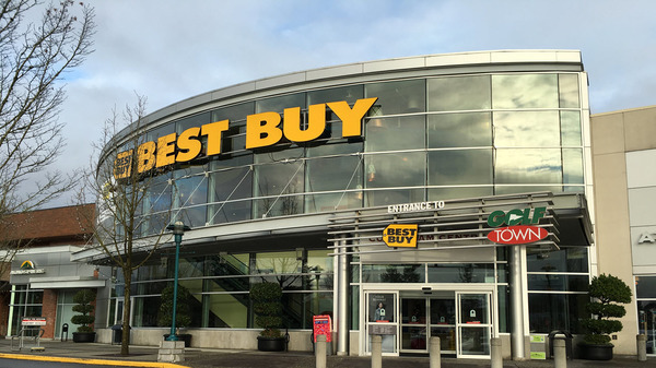 Best Buy Coquitlam Centre