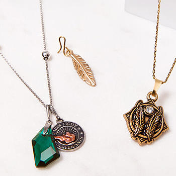 Image of Necklaces + Charms