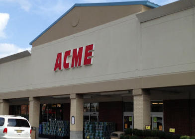 Acme Markets store front picture at 400 W Cuthbert Blvd in Westmont NJ
