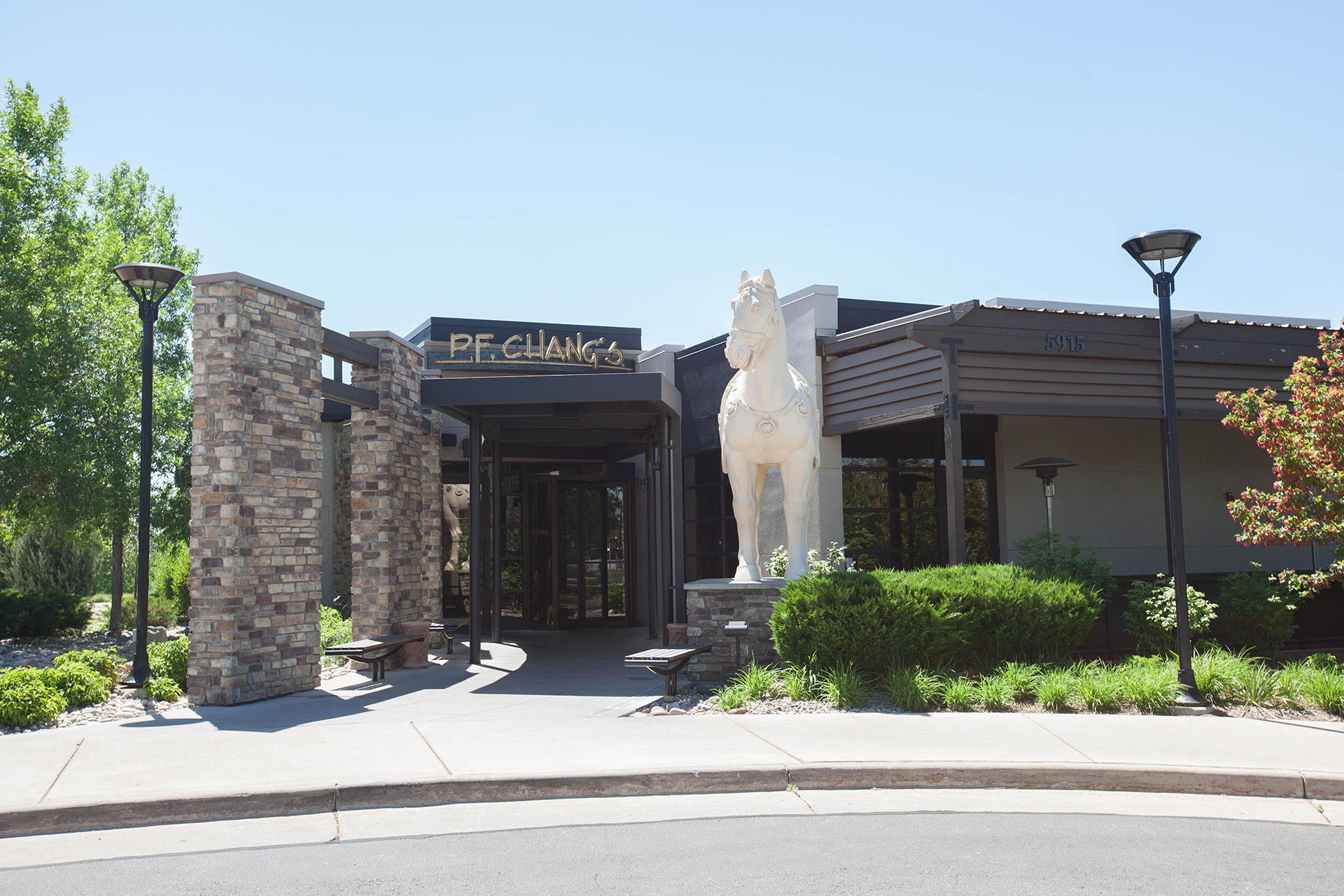 P F Chang S In 5915 Sky Pond Dr Loveland Co Asian American Sushi Catering