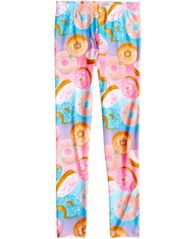 Image of Epic Threads Donut-Print Leggings, Big Girls, Created by Macy's