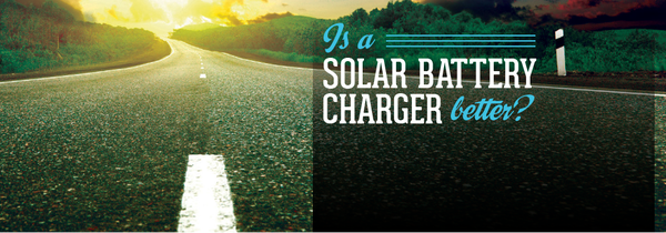 Solar Battery in Boardman
