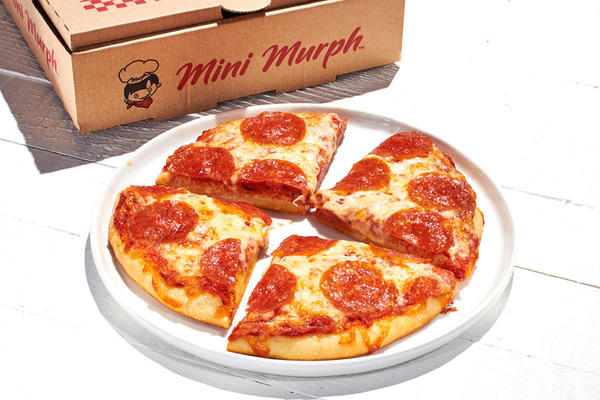 Mini Murph Pepperoni Pizza Kit