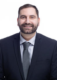 A headshot of Goosehead agent Paul Ferrara