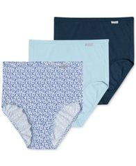 Image of Jockey Elance Cotton Brief 3 Pack 1484