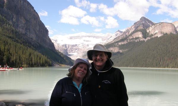 So blessed to be able to visit Lake Louise, Alberta, Canada last year!