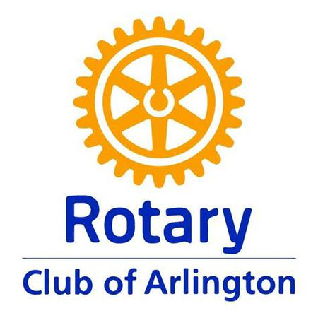 Logo for the Rotary Club