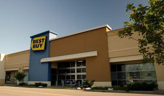Best Buy Victor Building