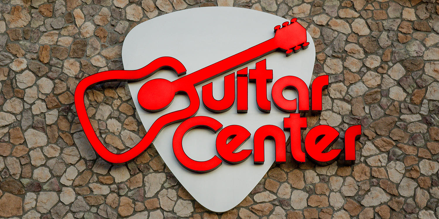 A photo of our Guitar Center location