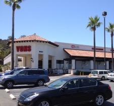 Vons Store Front Picture at 931 Lomas Santa Fe Dr in Solana Beach CA