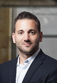 Nick Manganiello Loan officer headshot