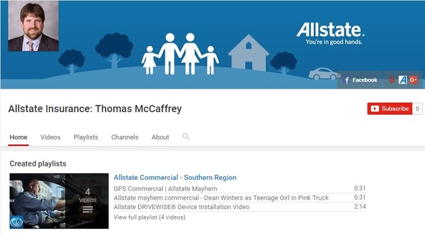 Thomas McCaffrey - Thomas McCaffery YouTube Channel