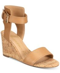 Image of American Rag Aislinn Wedge Sandals, Created for Macy's