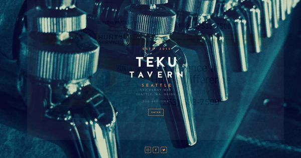 Teku Tavern is changing the scene for Beer lovers in Seattle. We have them covered.