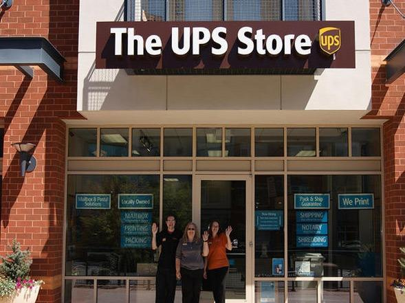 Your friendly The UPS Store in Denver on 6300 E Hampden Ave Ste C