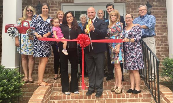 Ribbon Cutting 06/29/2017