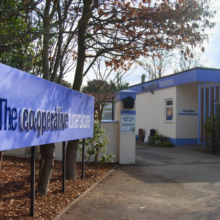 The Co-operative Funeralcare Fareham