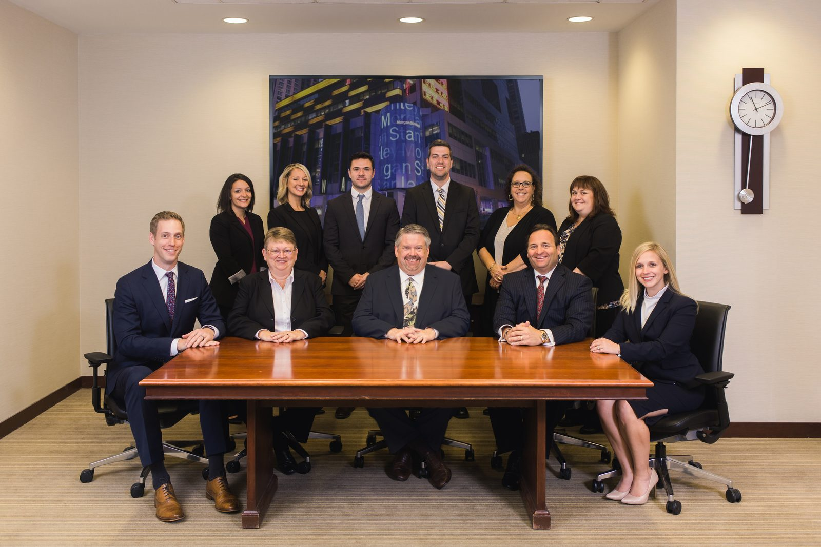 Photo of The Edwards Group - Morgan Stanley