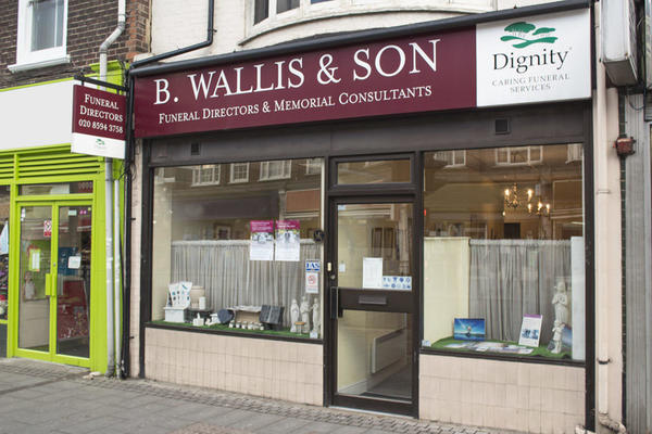 B Wallis & Son Funeral Directors in Barking