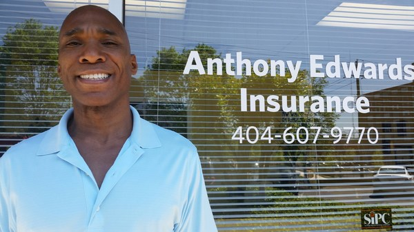 Allstate Insurance Agent Anthony Edwards