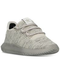 Image of adidas Little Boys' Tubular Shadow Knit Casual Sneakers from Finish Line