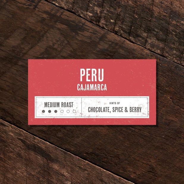 Image of Peru Coffees